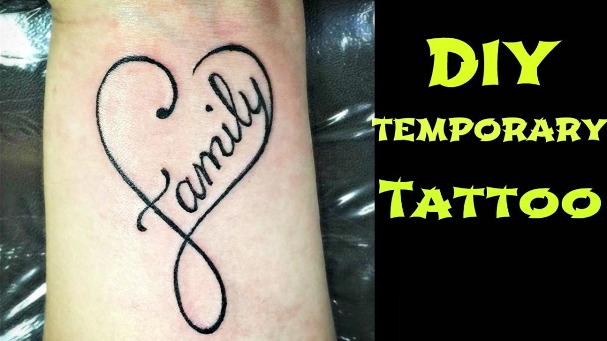 Do It Yourself Tattoo - todoityourself.com